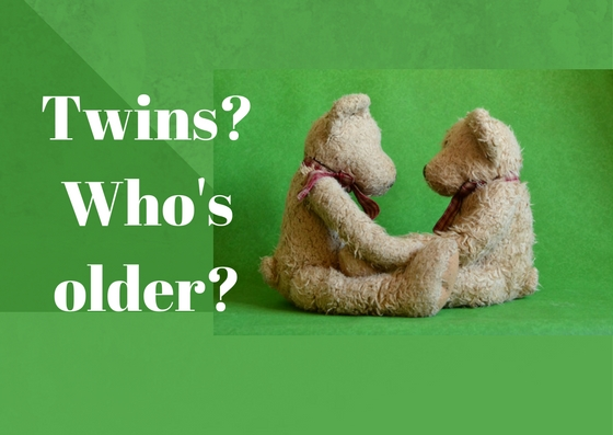 Does birth order make much difference between twins?