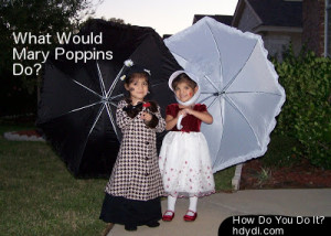 What Would Mary Poppins Do? from hdydi.com