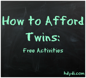 free activities for twins