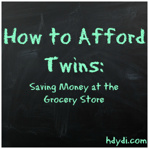 how to afford twins