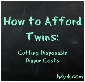 cutting disposable diaper costs