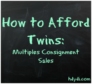 multiples consignment sales
