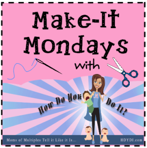 Make It Mondays Button HDYDI