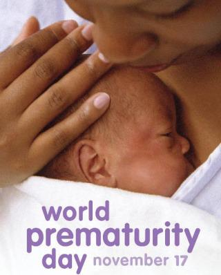 World Prematurity Day November 17