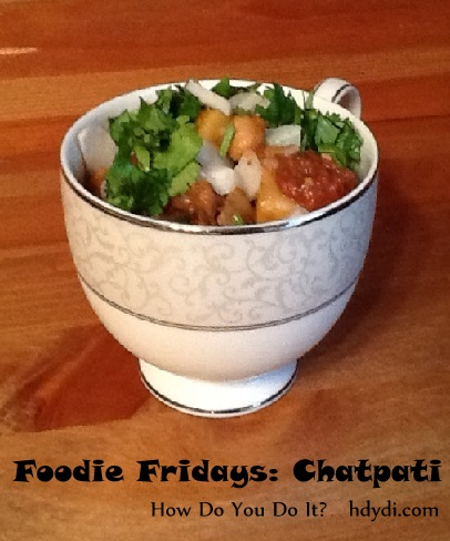 Chatpati recipe from hdydi.com
