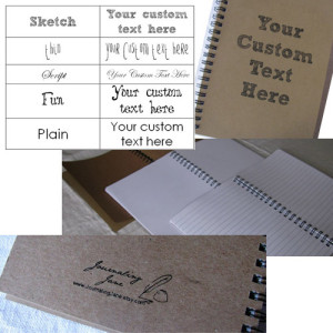 Get your budding writer their first journal!