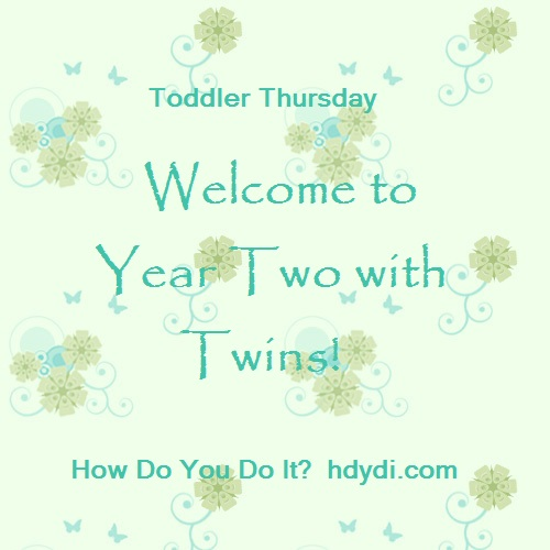 What's harder and easier with toddlers compared to infants. from hdydi.com