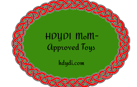 HDYDI MoM-Approved Toys