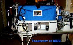Transport to NICU