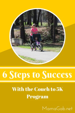 6 Steps to Succes with Coutch to 5k Program - mamagab.net