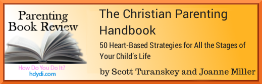 The Christian Parenting Handbook – A Book Review