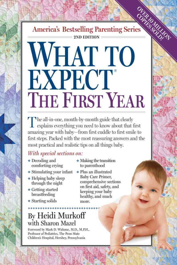 A review of What to Expect the First Year
