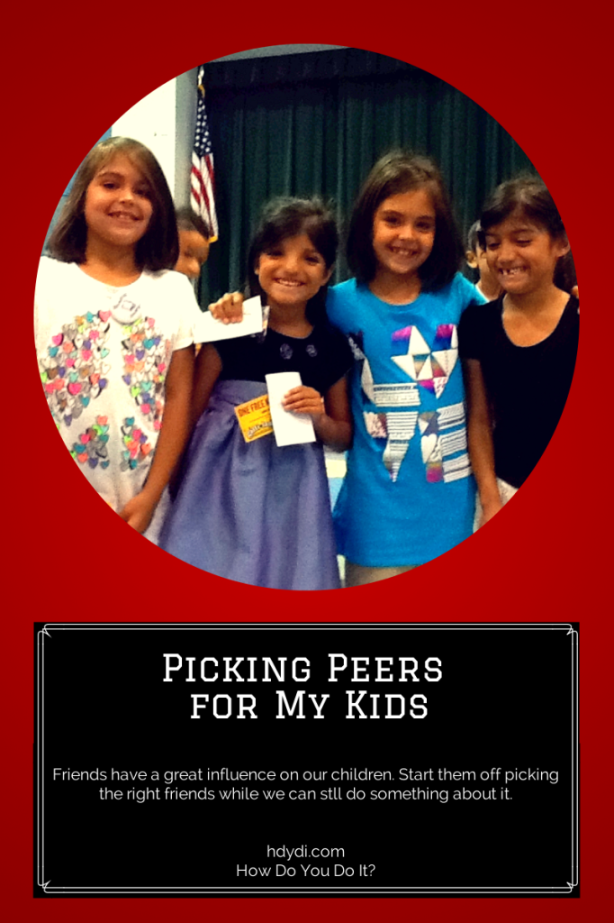 Picking Peers for My Kids