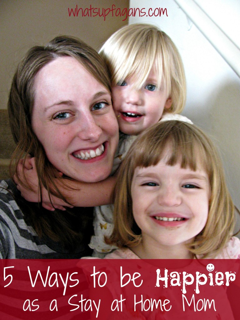 Great ideas for finding your way back to self-fulfillment in the chaos of motherhood.