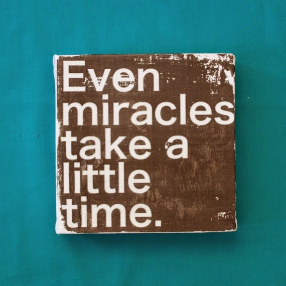 Miracles. #infertility