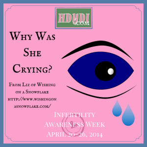 Infertility Crying