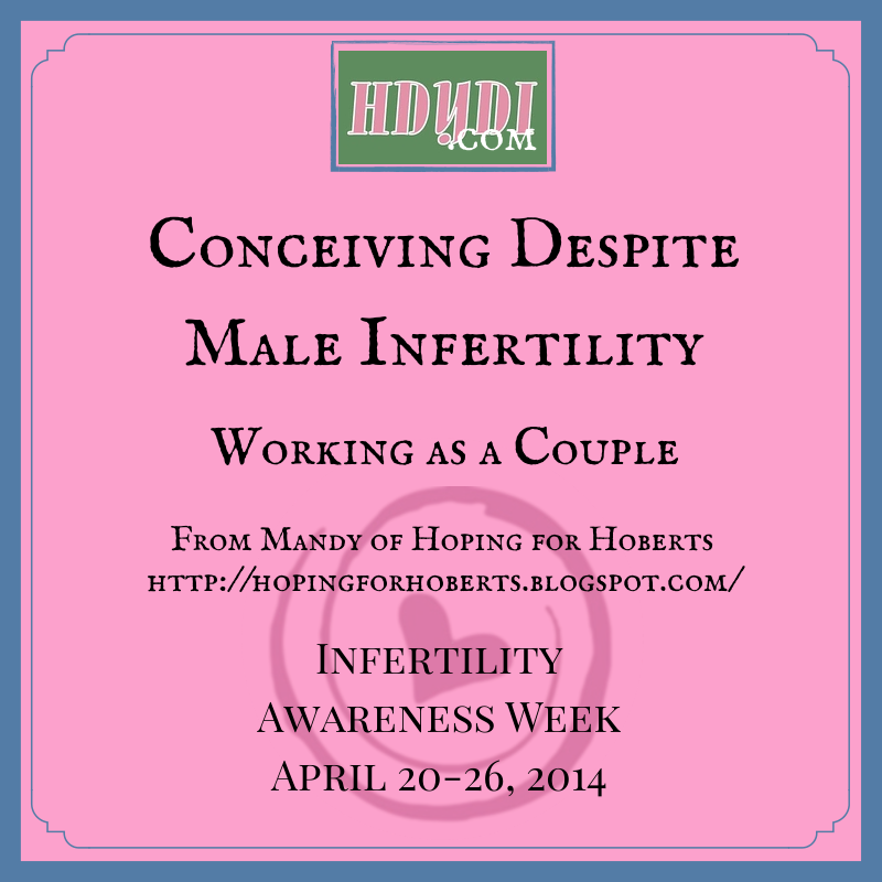 Dealing with infertility takes a strong couple working together