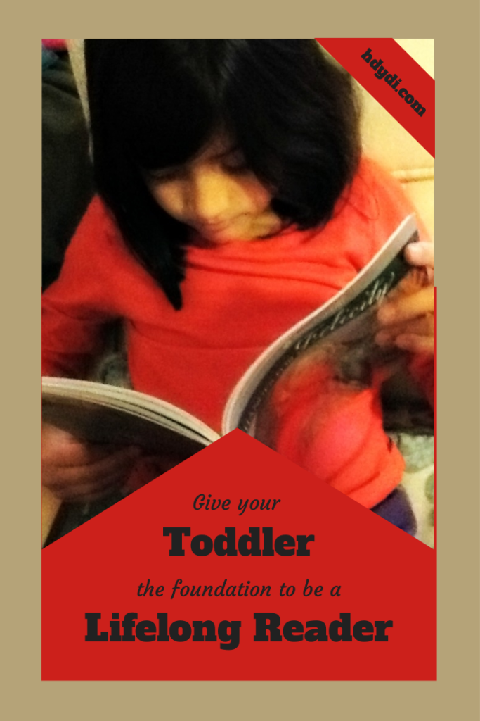 The seeds of a reading habit are coaxed to life during the toddler years.