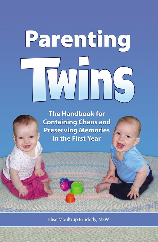 Win a copy of Elise Bruderly's book Parenting Twins: The Handbook for Containing Chaos and Preserving Memories in the First Year