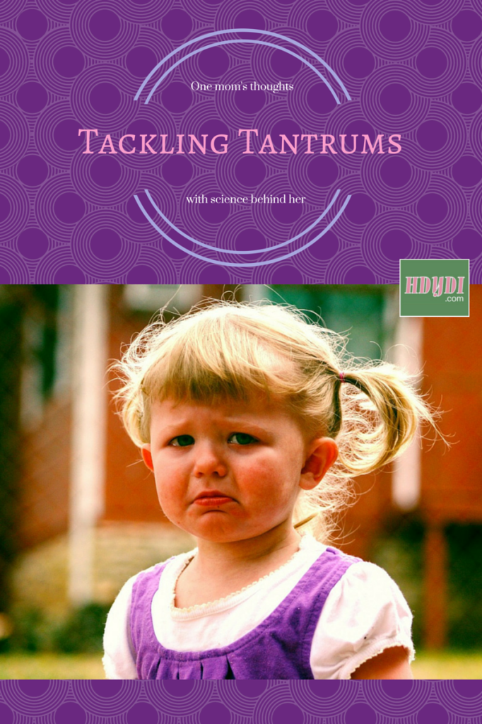 4 practical tips for handling tantrums, from a mom and two scientists.