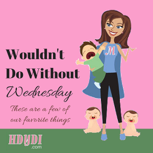 Wouldn't Do Without Wednesday at hdydi.com: This week, the gogo Kidz Travelmate.