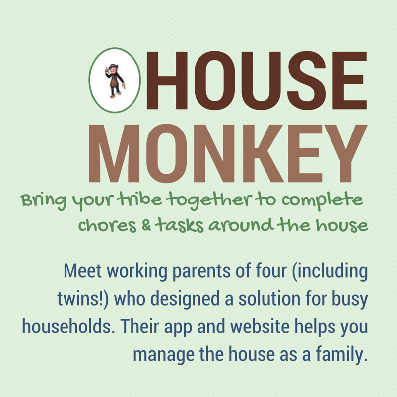 Amazing story! Donna and Mike were inspired by their busy family to put their professional skills to work to create a fun app to help everyone in the family stay on top of household responsibilities.
