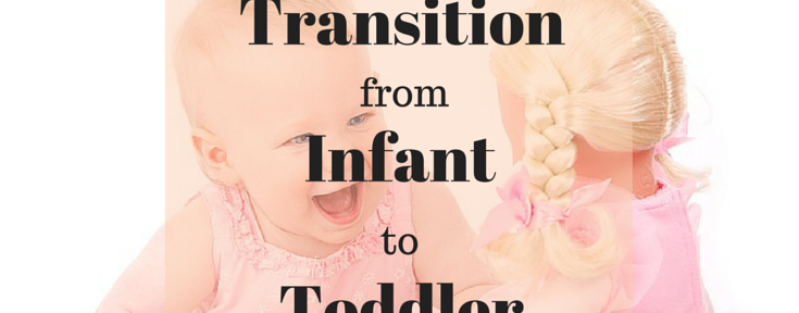 Katie takes us from infancy to toddlerhood through the senses.