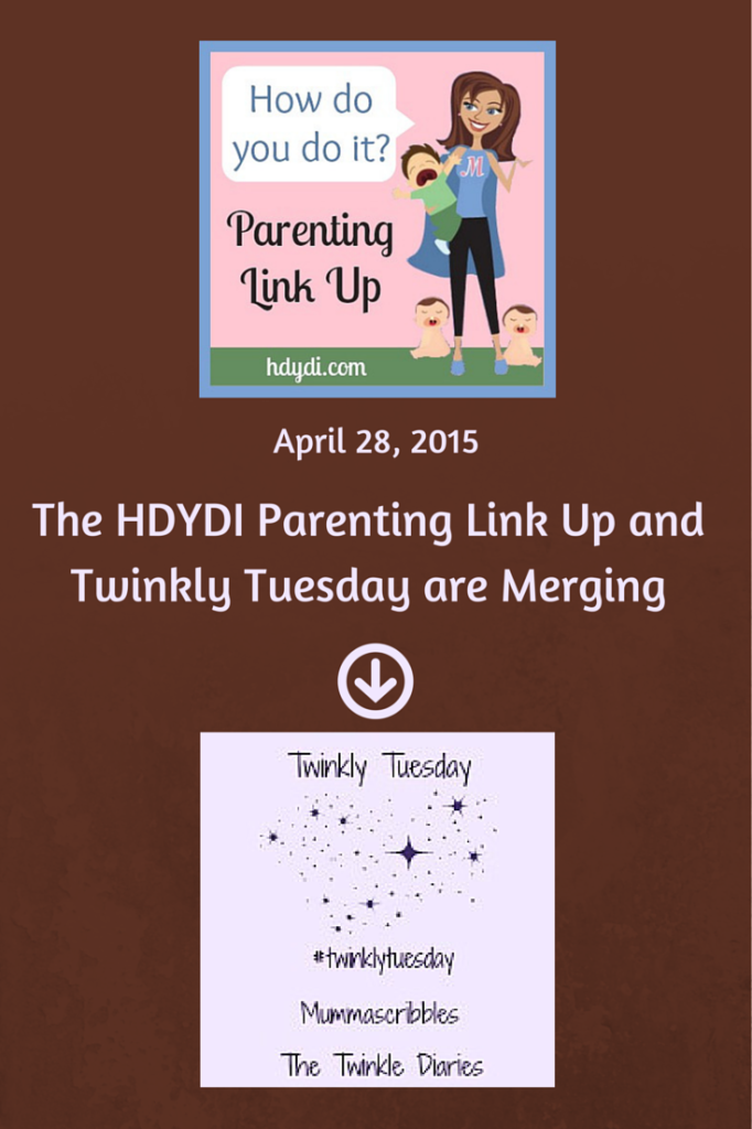 How Do You Do It? and Twinkly Tuesday are joining forces for increased exposure for all linkers!