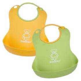 Wouldn't Do Without Wednesday: Baby Bjorn Bibs