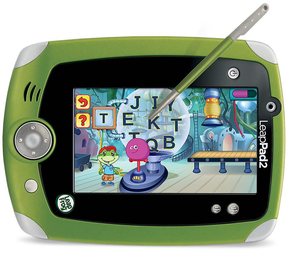 The LeapPad2™ Power is one of several literacy-related toys produced by Leapfrog.