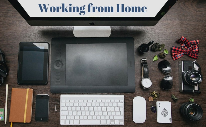 Working from Home Full Time