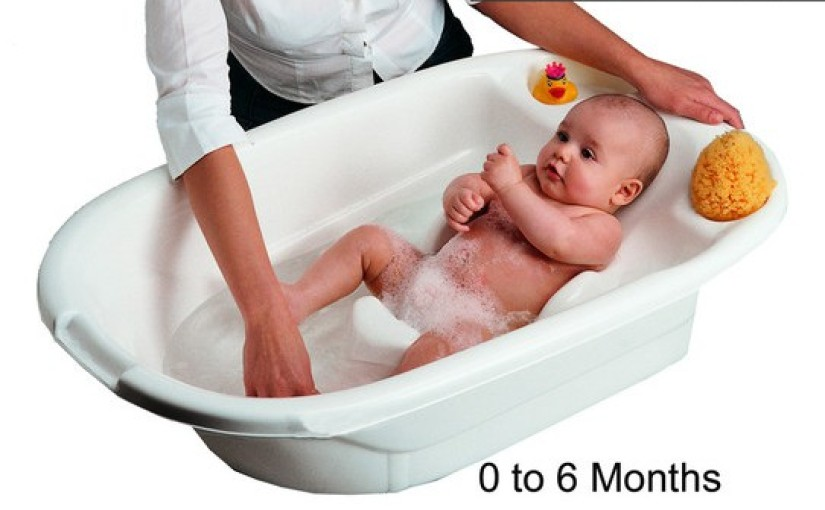Wouldn't Do Without Wednesday: Primo Bathtub