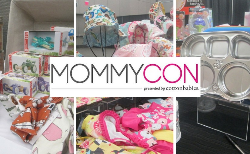 Go to MommyCon. It's worth the time and the swag bag alone is worth the cost.