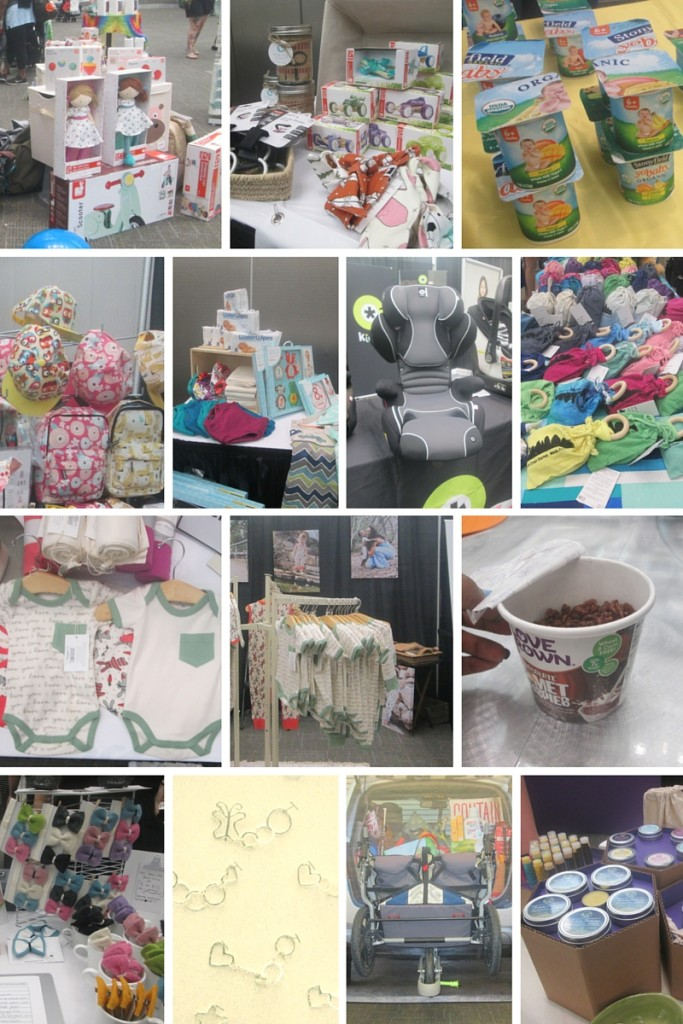 MommyCon is a great opportunity for boutique shopping for yourself and baby.