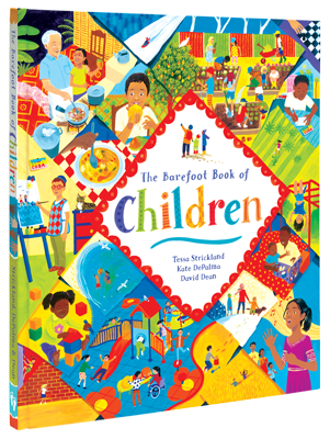 The Barefoot Book of Children is a colorful book for and about children in all their glorious variety.